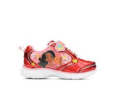 Girls' Disney Toddler & Little Kid Elena of Avalor 3 Light-Up Sneakers
