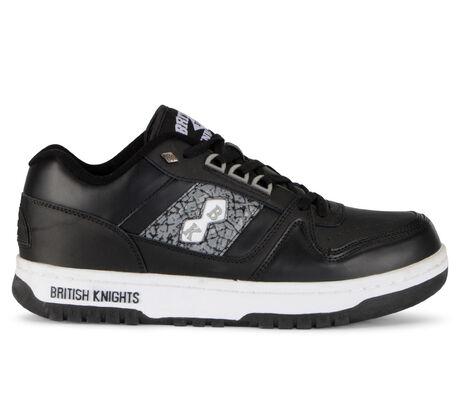 Men's British Knights Kings SL Low Retro Sneakers