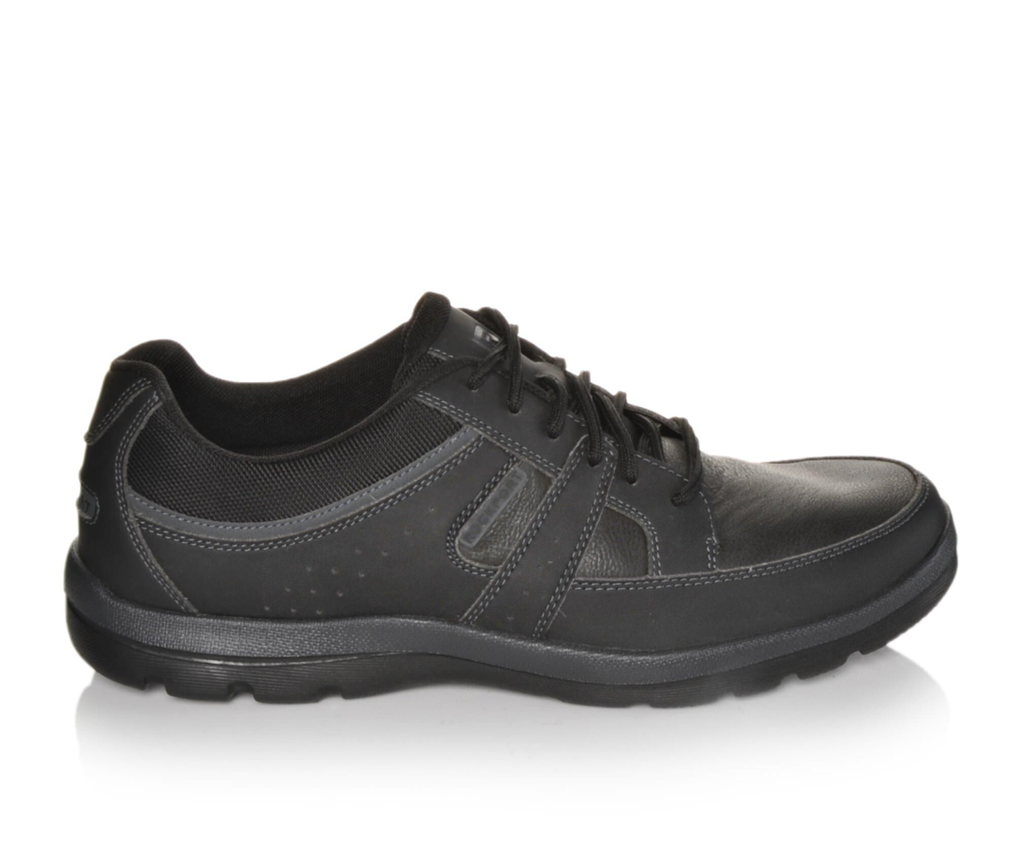 Men's Rockport Get Your Kicks Blucher Black