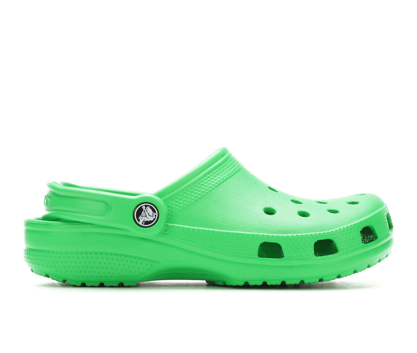 Women's Crocs Classic Clogs Grass Green