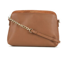 Madden Girl Faux Suede Crossbody Handbag