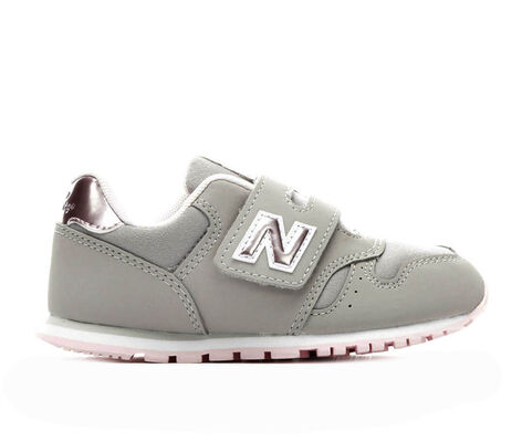 Girls' New Balance Infant KV373F1I 5-10 Retro Joggers