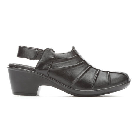Women's Easy Street Manner Heeled Clogs