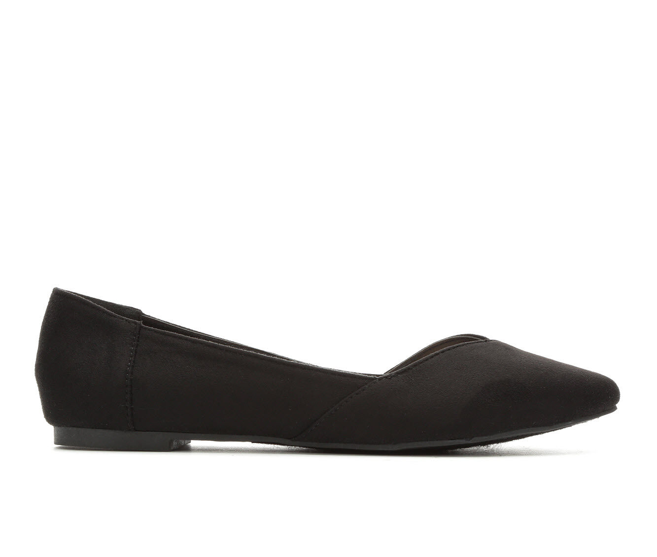 Women's No Parking Taylan Flats Black