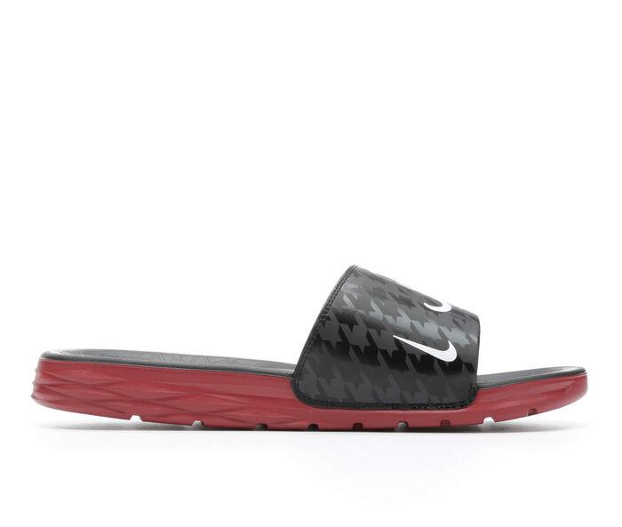 Men's Nike Benassi Solarsoft College Sport Slides