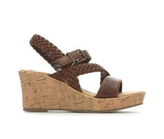 Girls' B.O.C. Little Kid & Big Kid Becca Strappy Wedge Sandals