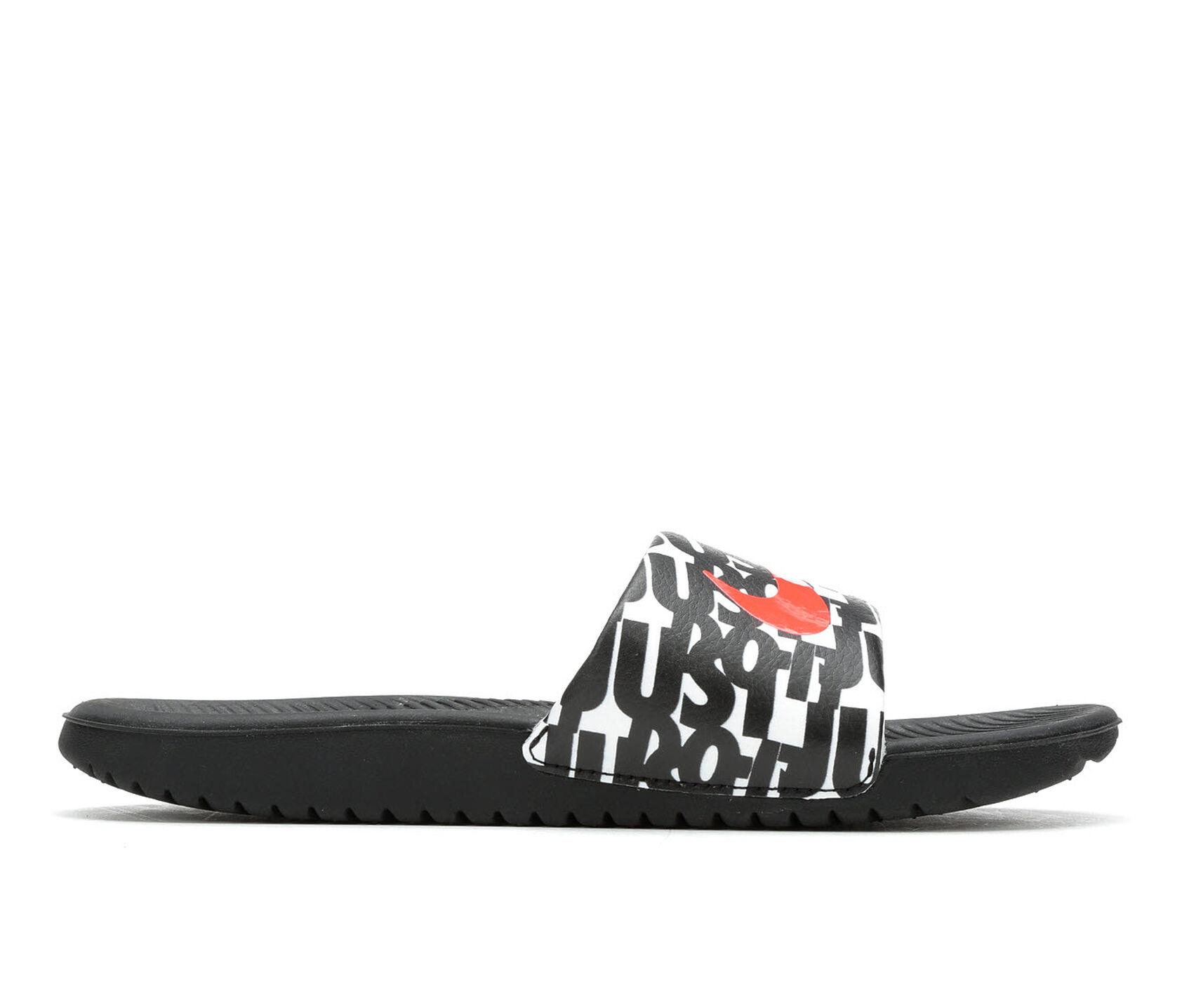 0828f9493a0f Kids  Nike Little Kid   Big Kid Kawa Slide Print Sport Slides