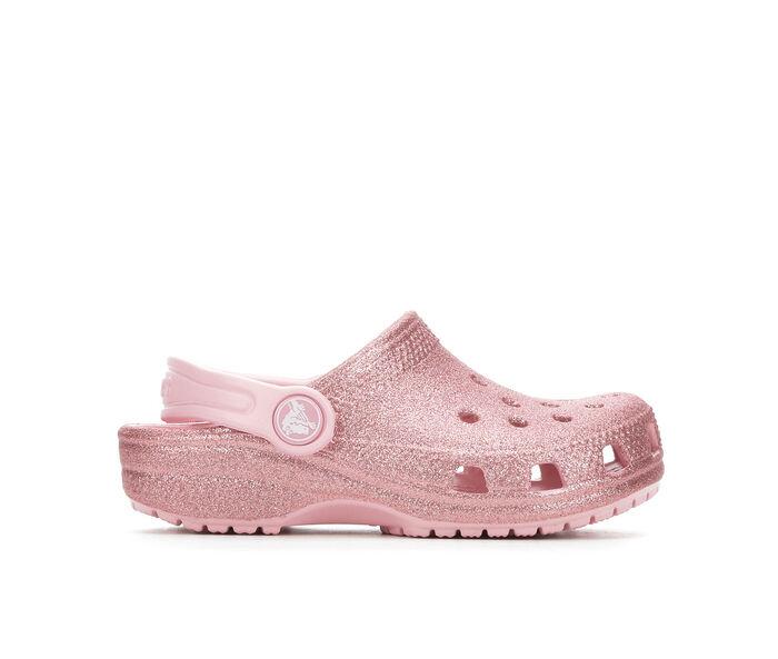 56449db559 Girls' Crocs Little Kid Classic Glitter Clog | Shoe Carnival