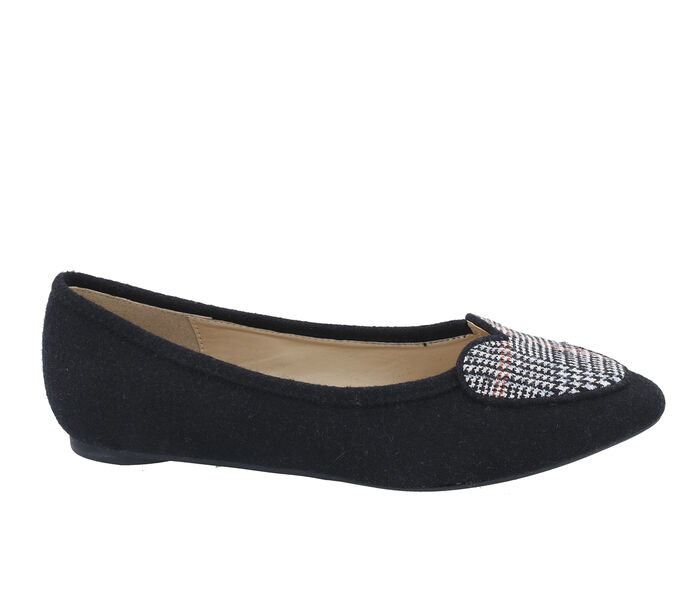 Women's Penny Loves Kenny Nookie Plaid Flats