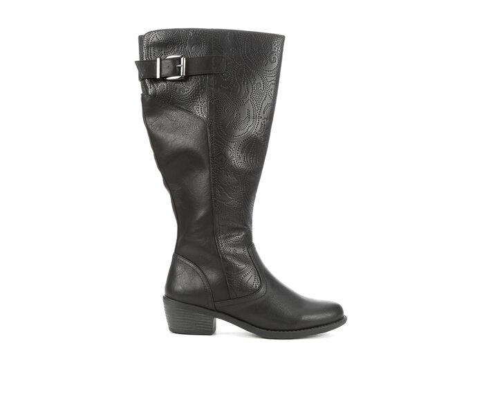 Women's Easy Street Arwen Wide Calf Knee High Boots