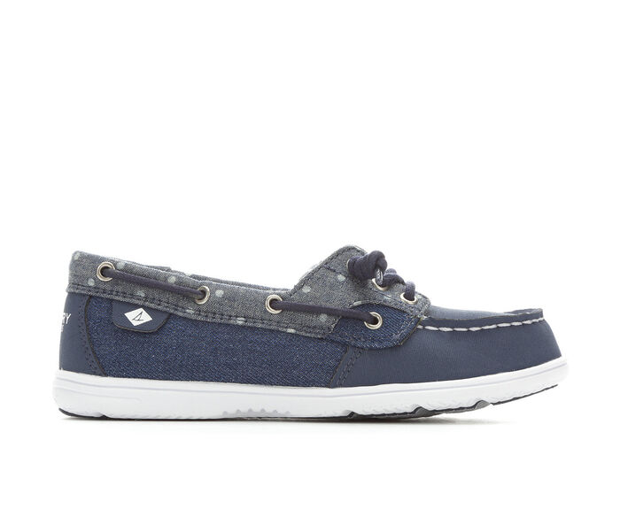 Kids' Sperry Little Kid & Big Kid Shoresider Textile Boat Shoes