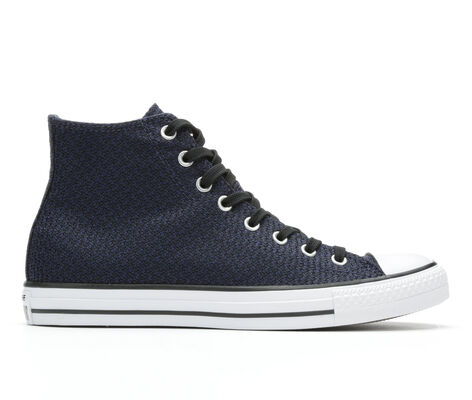 Adults' Converse Chuck Taylor All Star Herringbone Hi Sneakers