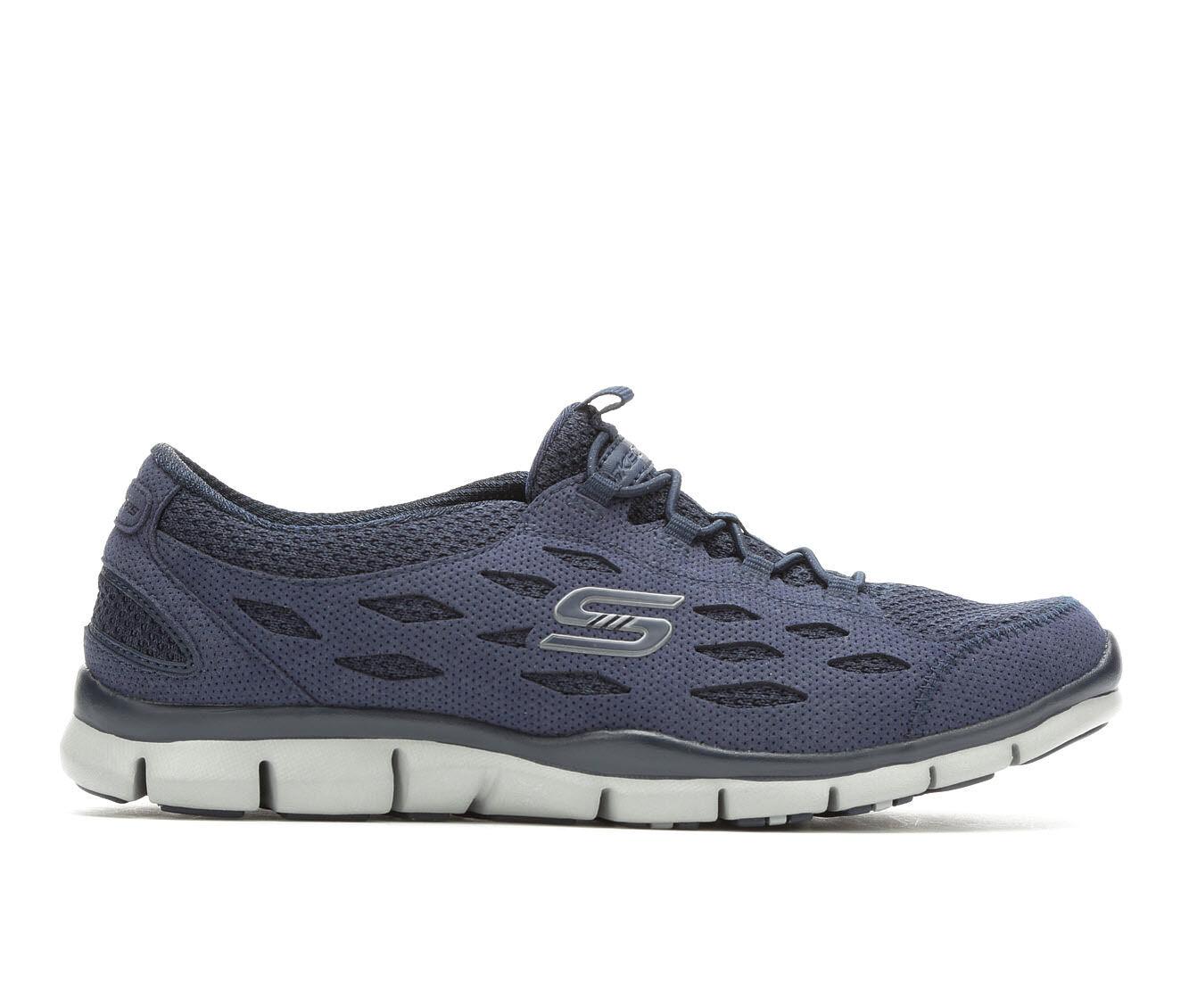 buy cheap new arrivals Women's Skechers Cozy N Carefree 22822 Slip-On Sneakers Dark Navy