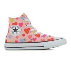 Girls' Converse Little Kid & Big Kid Chuck Taylor All Star Heart Hi Sneakers