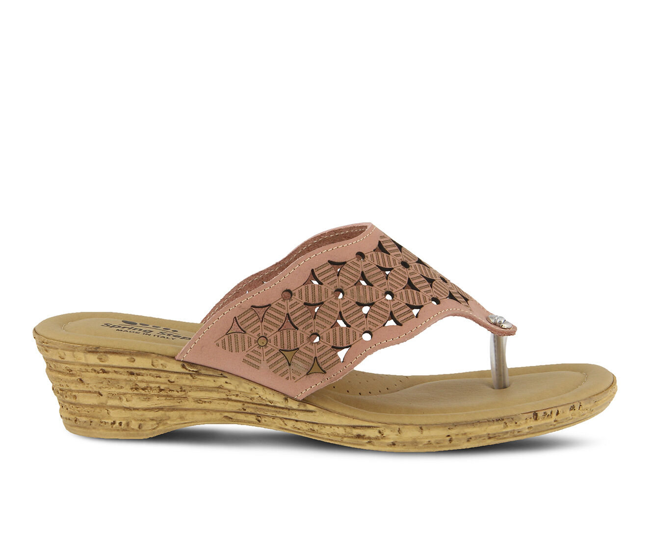 Women's SPRING STEP Tiffany Sandals Pink