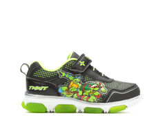 Boys' Nickelodeon TMNT Lighted 6 Velcro Sneakers