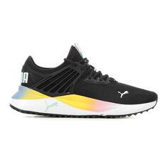 Girls' Puma Big Kid Pacer Rainbow 2.0 Jr. Running Shoes