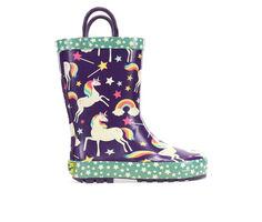 Western Chief Infant Unicorn Dreams Rain Boot 8-10 Rain Boots