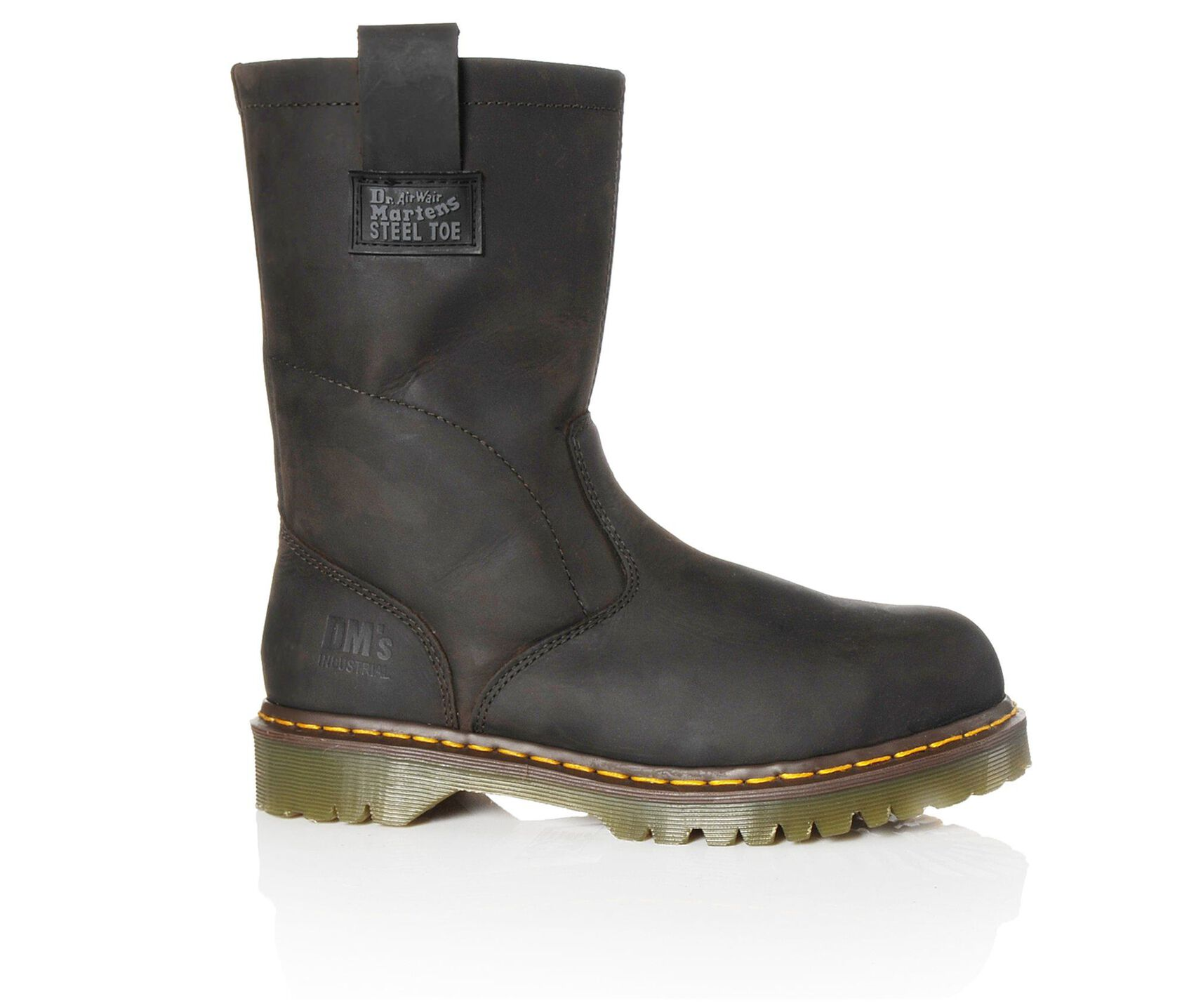 c7b84a6e40a Men's Dr. Martens Industrial Icon Wellington 2295 Steel Toe Work Boots