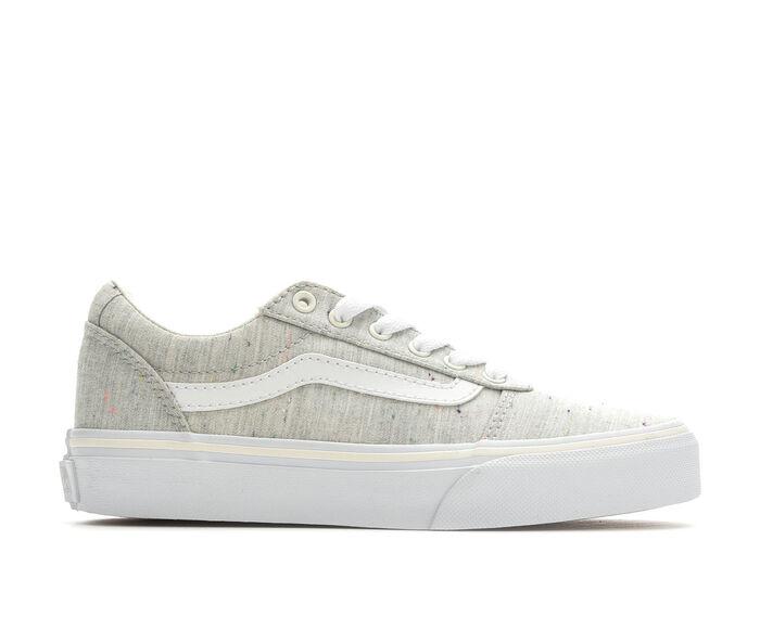 Girls' Vans Ward Girls 10.5-6 Skate Shoes