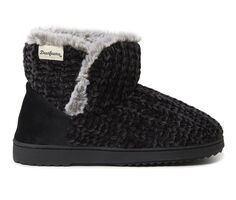 Dearfoams Chenille Knit Boot