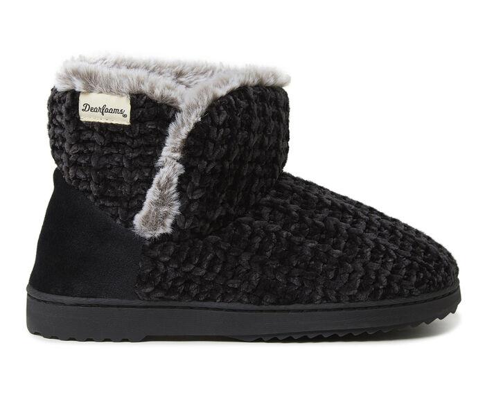 Dearfoams Chenille Knit Boot