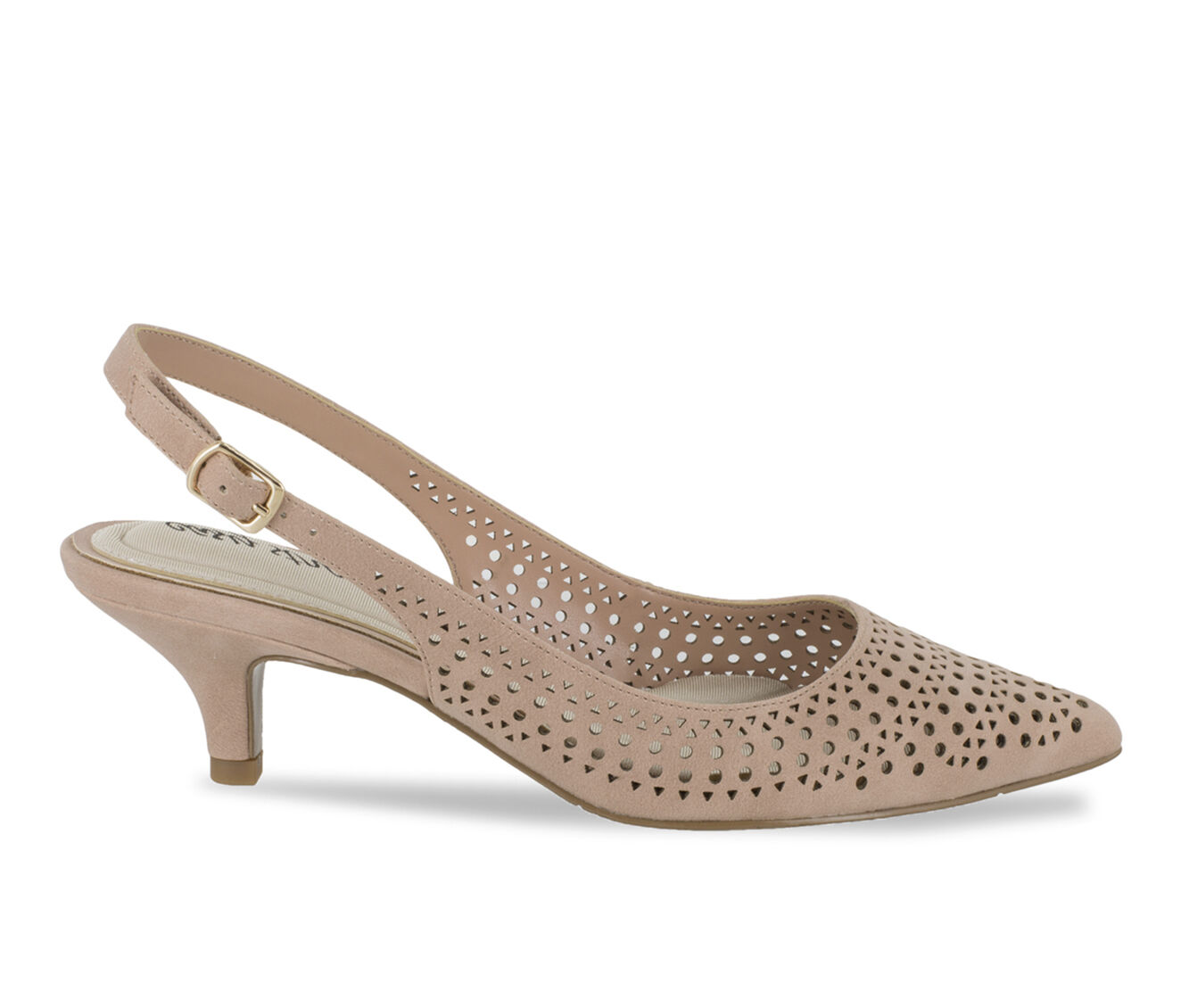 Women's Easy Street Enchant Shoes Blush Nubuck