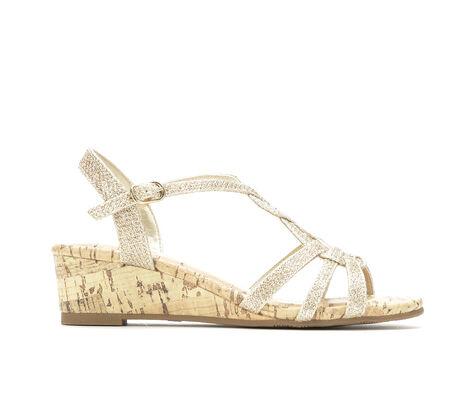 Girls' MIA Jocelyn 11-5 Wedge Dress Sandals