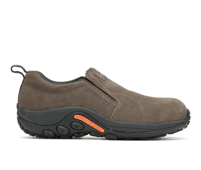 Men's Merrell Work Jungle Moc Alloy Toe Work Shoes