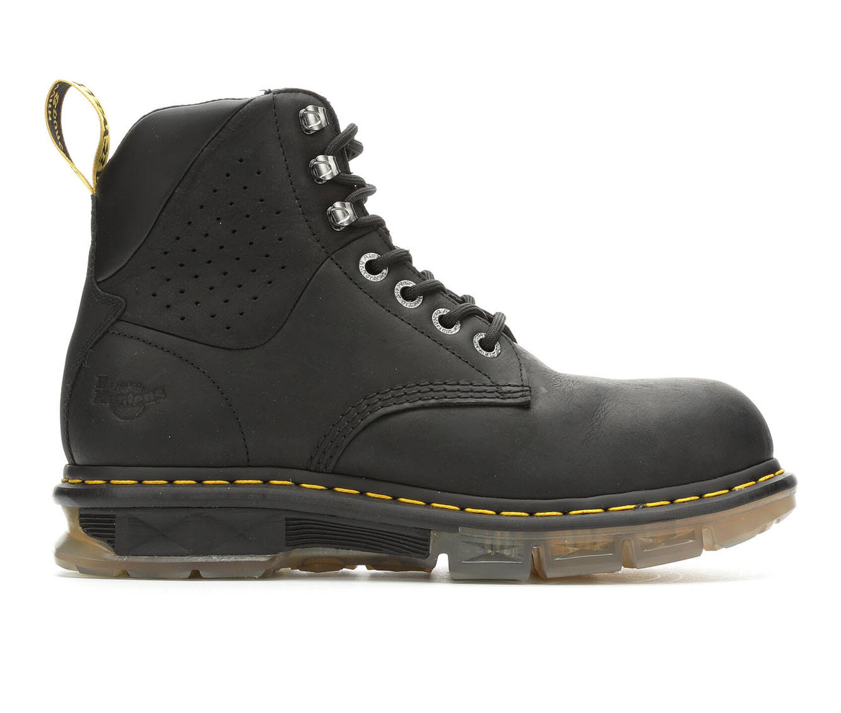 f68b390ad56 Men's Dr. Martens Industrial Britton Steel Toe Work Boots