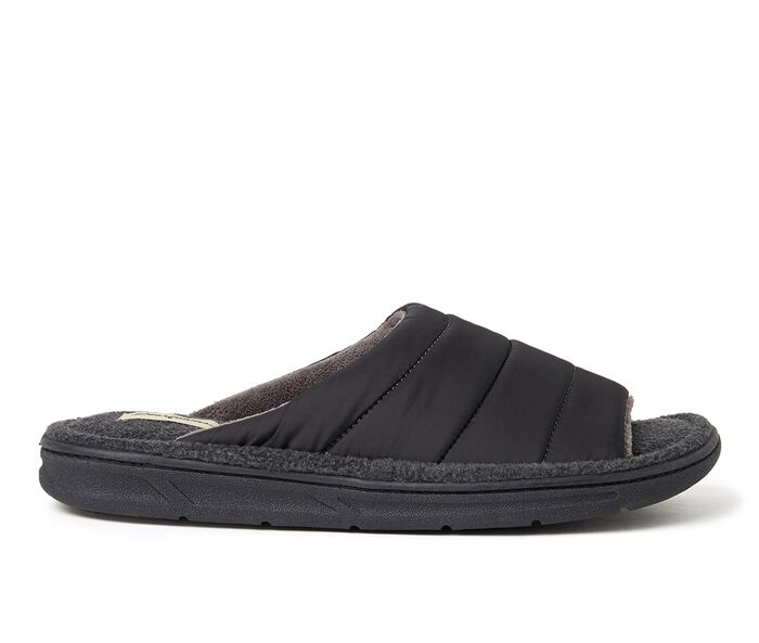 Dearfoams Max Nylon Slide Slippers