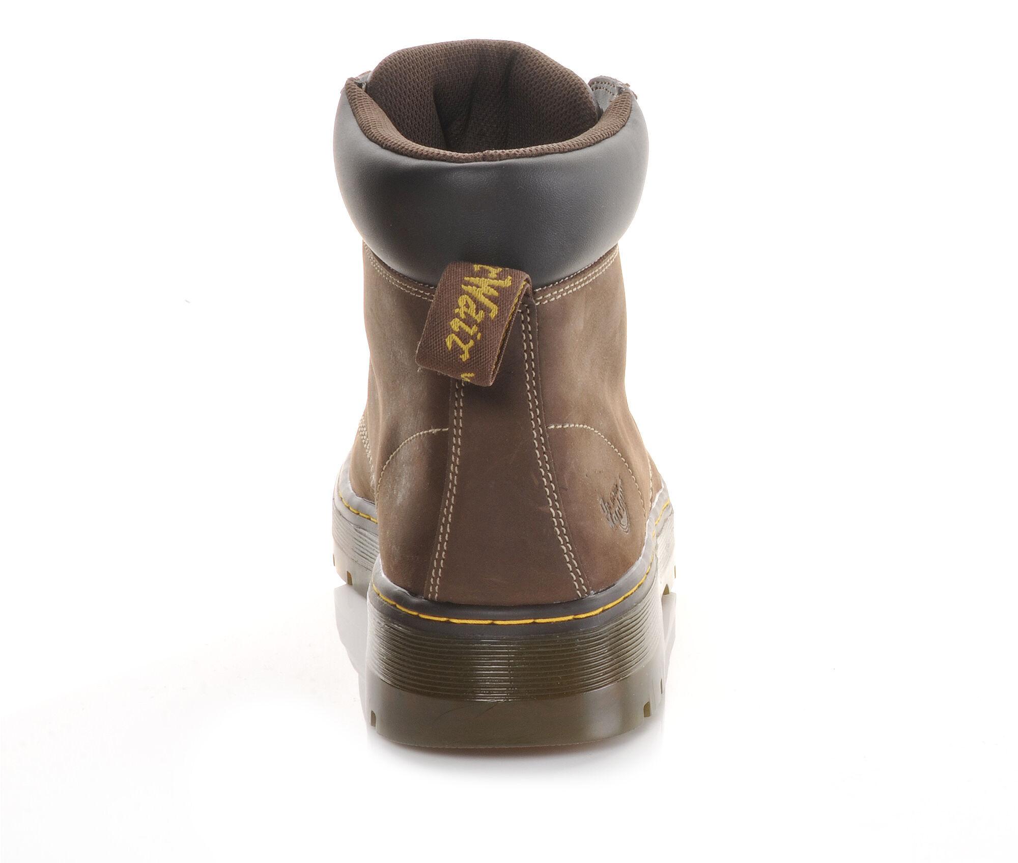 Men's Dr. Martens Industrial Winch Steel Toe Work Boots