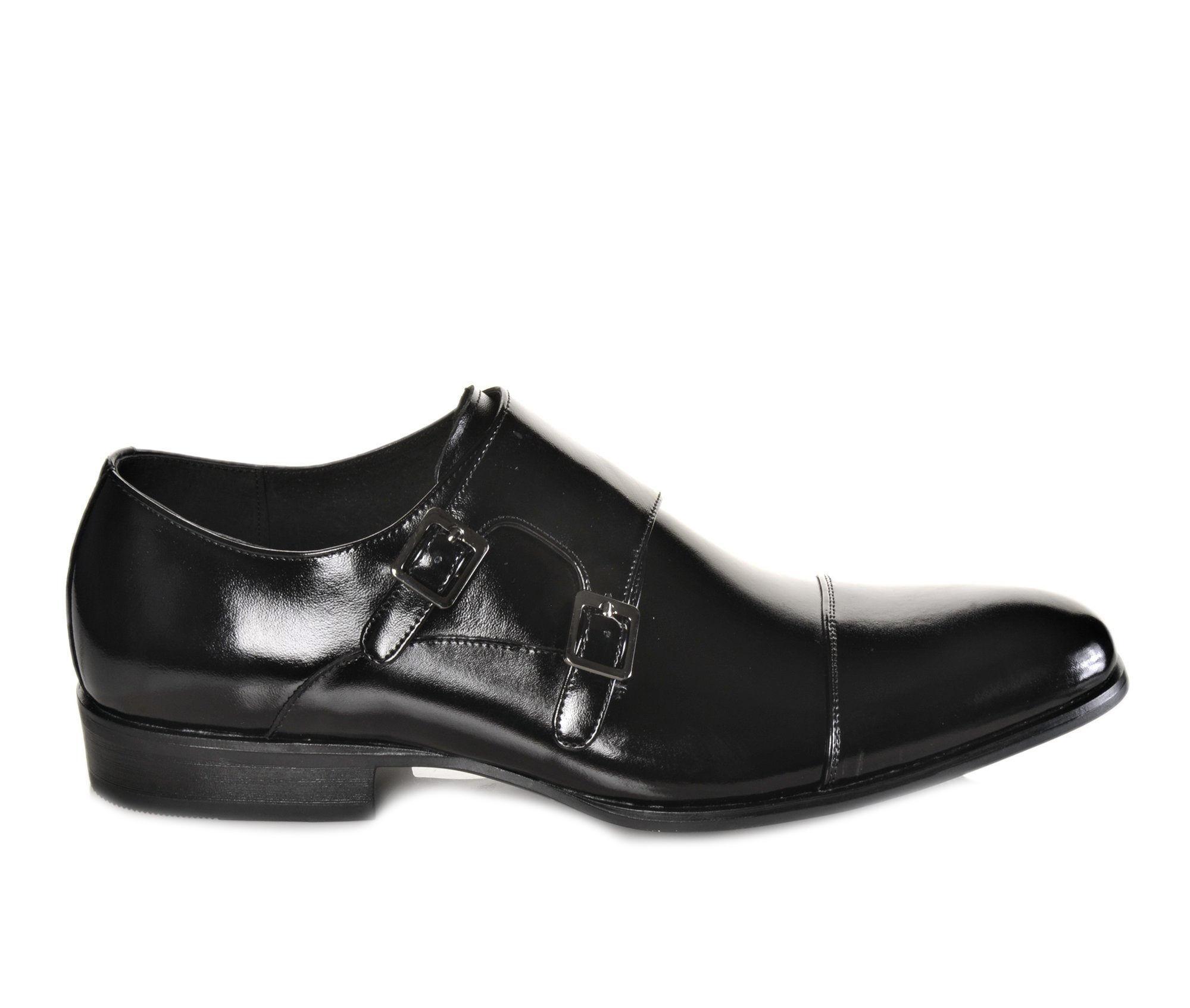 Men's Stacy Adams Gordon Dress Shoes Black