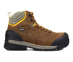 "Men's Bogs Footwear Bedrock 6"" Comp Toe Work Boots"
