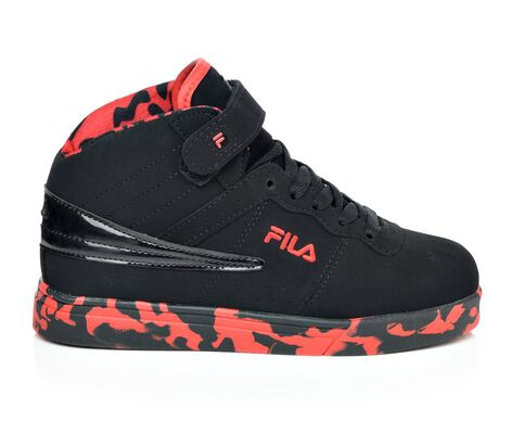 Boys' Fila Vulc 13 Mashup 10.5-7 Sneakers