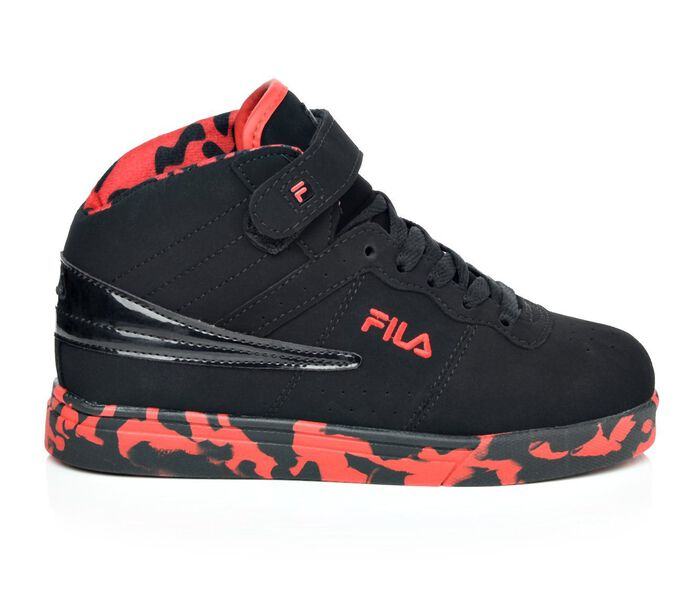 Boys' Fila Vulc 13 Mashup 10.5-7 Sneakers