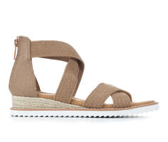 Women's BOBS Desert Kiss 113540 Wedge Sandals