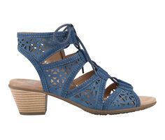 Women's Earth Origins Carey Heeled Sandals