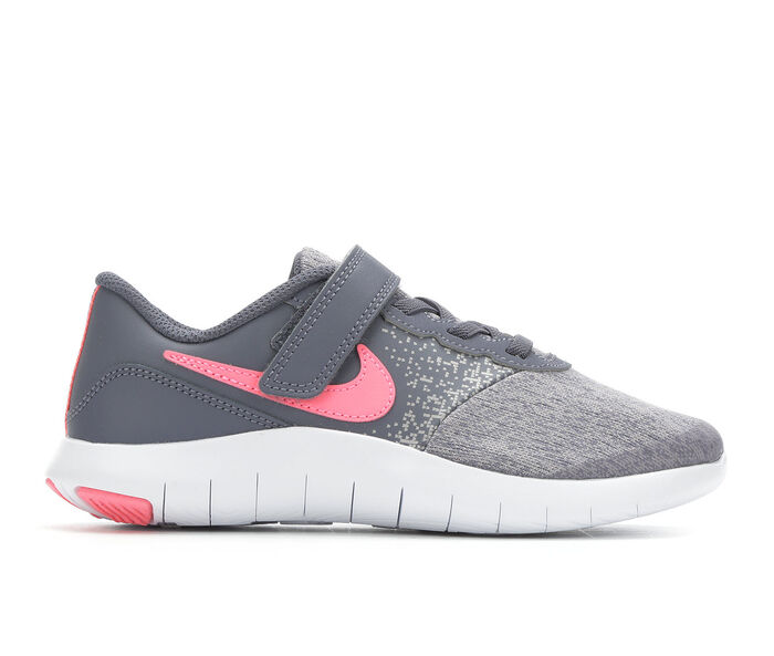 Girls' Nike Little Kid Flex Contact Running Shoes