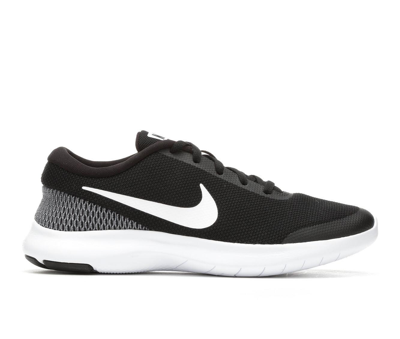 Women's Nike Flex Experience Run 7 Running Shoes Black/White