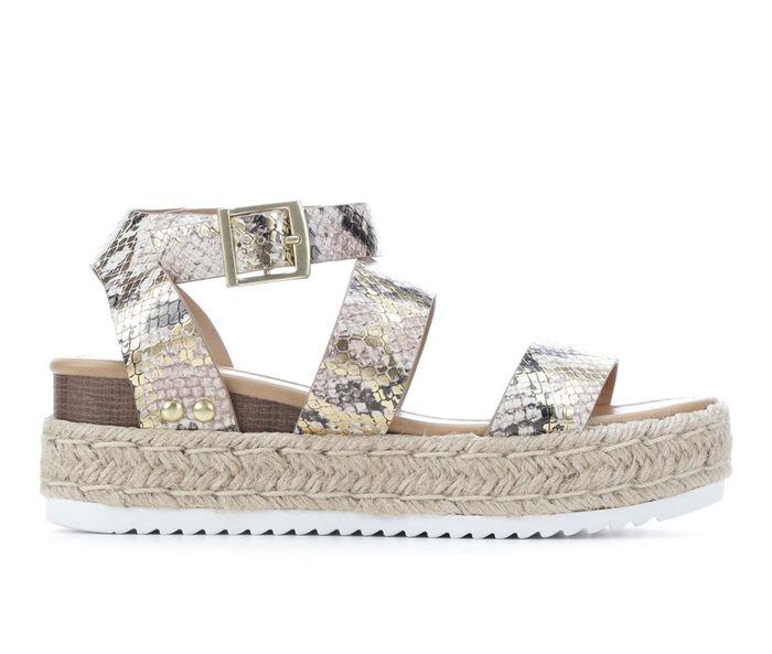 Women's Soda Bryce-S Flatform Sandals