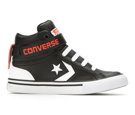 Kids' Converse Pro Blaze Strap Hi 10.5-6 High Top Sneakers