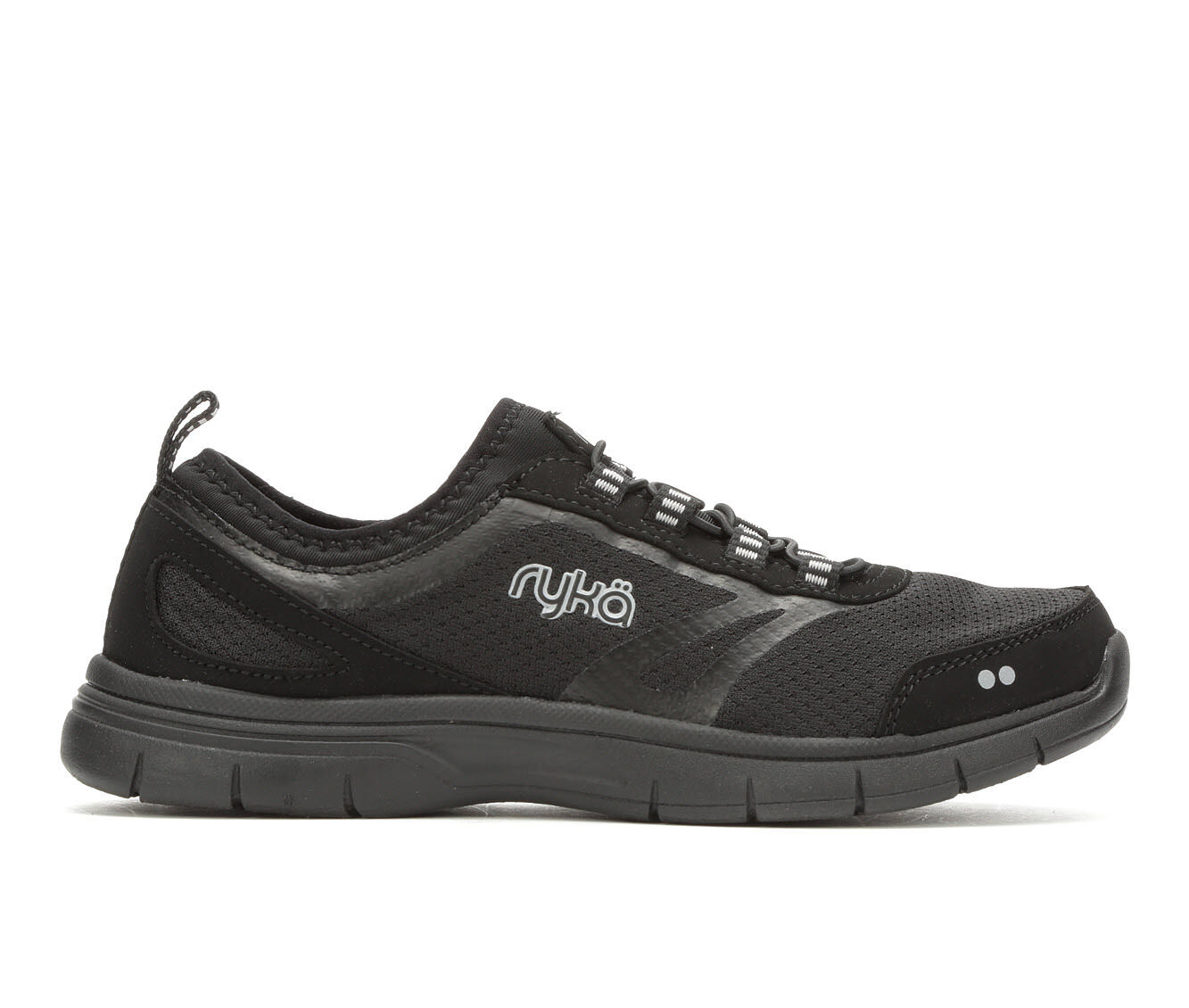 Women's Ryka Divya Training Shoes Black/Black