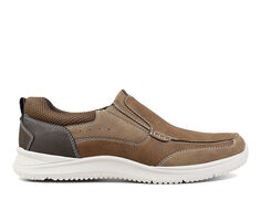 Men's Nunn Bush Conway Moc Toe Slip-on Slip-On Shoes