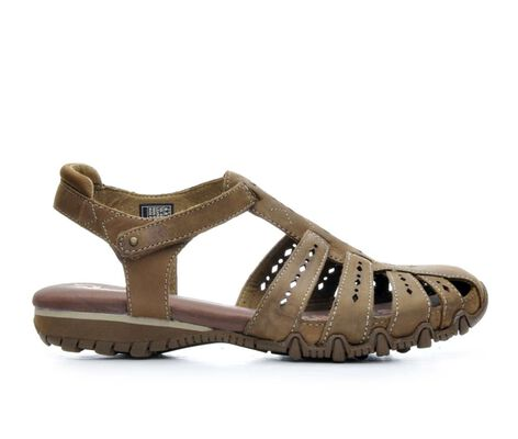 Women's Skechers Bikers Hiker 48776 Fisherman Sandals