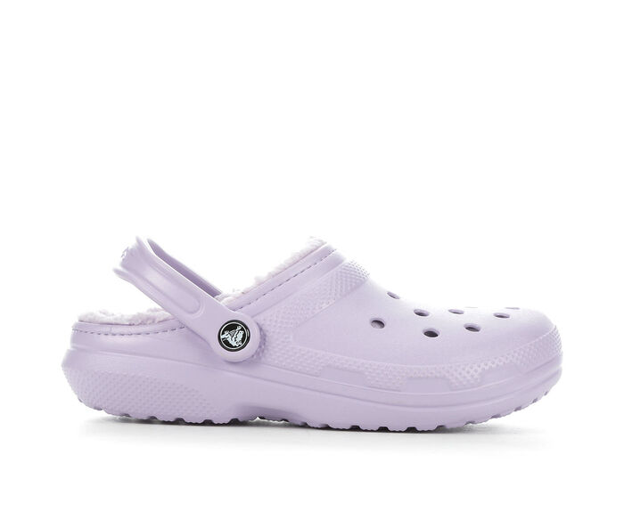Adults' Crocs Classic Lined Clogs