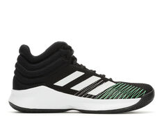 Boys' Adidas Pro Spark 2018 K Wide Basketball Shoes