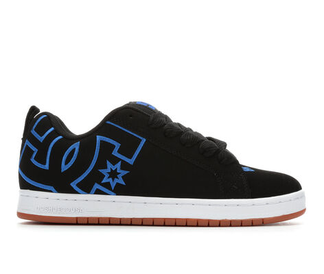 Men's DC Court Graffik Skate Shoes