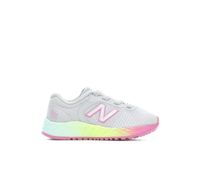 Girls' New Balance Infant & Toddler & Little Kid IAARIFL2 Athletic Shoes