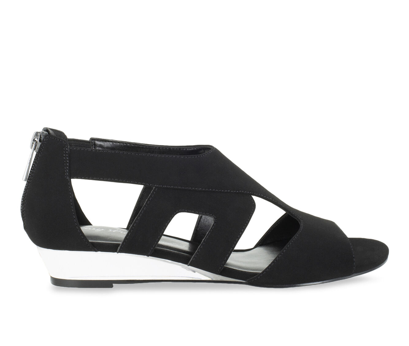 Women's Easy Street Abra Shoes Black